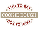Tub and Box Cookie Dough